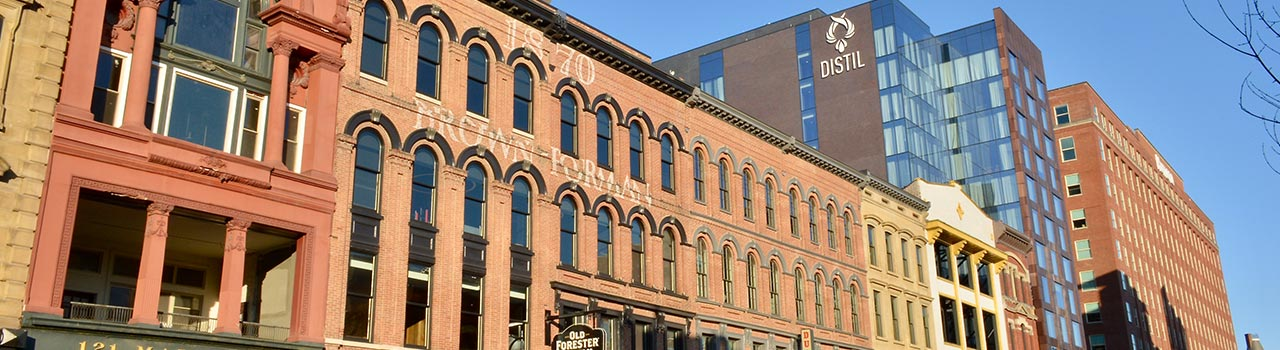 Vital Sites on Whiskey Row